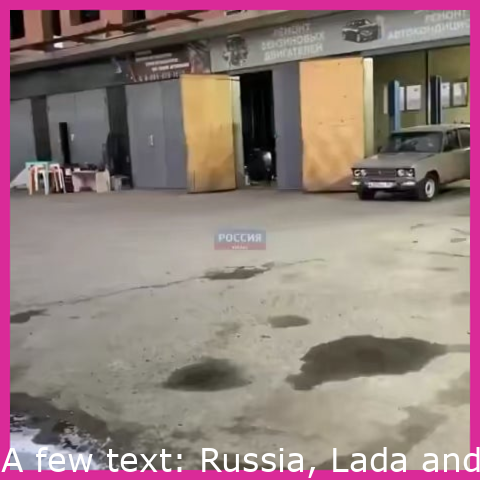 Three words: Russia, Lada and flamethrower.