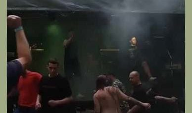 A Normal Russian Mosh Pit