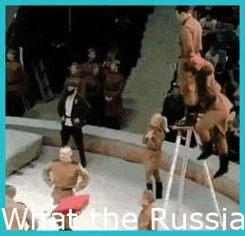 What the Russian army does on there spare time