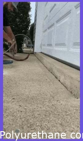 Polyurethane concrete raising and mudjacking are two methods used to raise and support sunken or unstable concrete slabs, by drilling holes and pumping material underneath